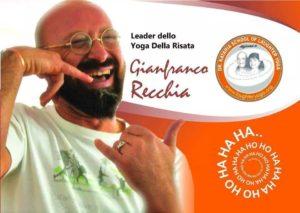 gianfranco recchia yoga della risata