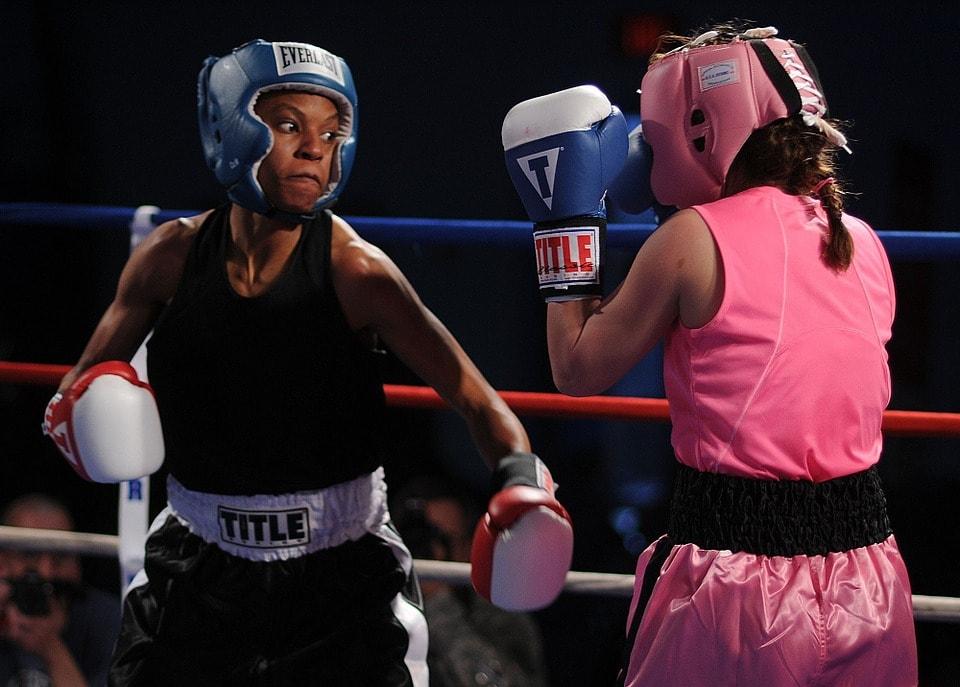 combattimento femminile box