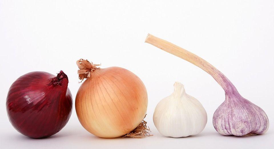 agli e cipolle rimedi contro ossiuri