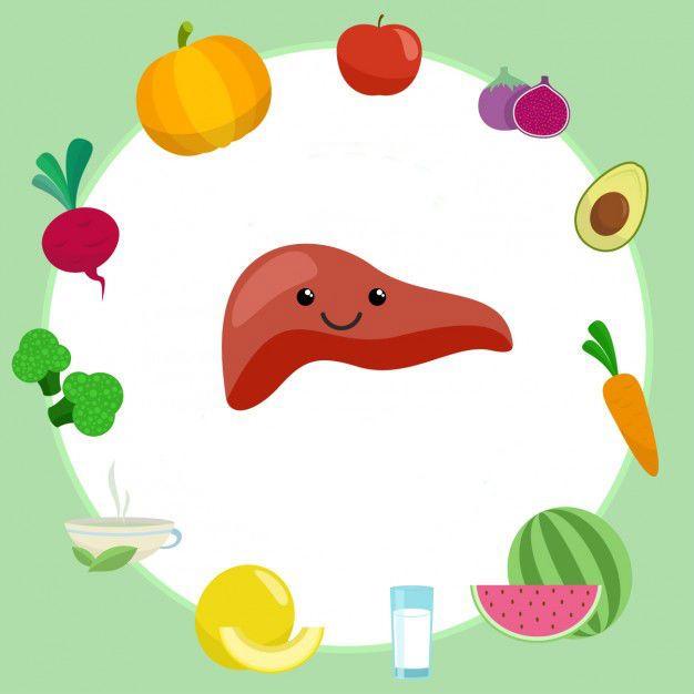 cibi buoni per la salute epatica