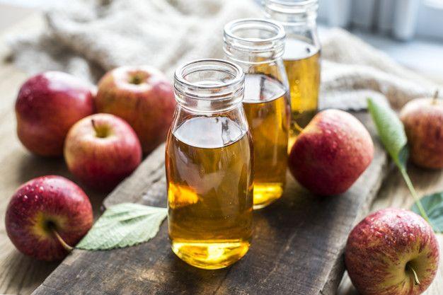 battiglia di aceto di mele