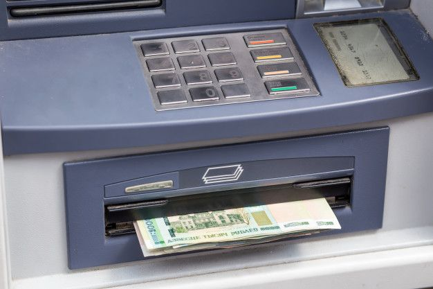 bancomat atm