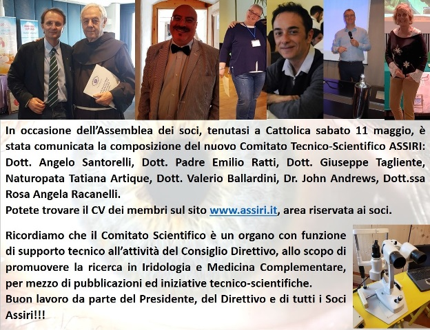 team comitato scientifico assiri